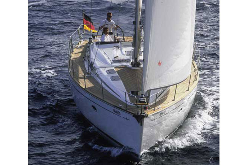 Bavaria Cruiser 46 - 2nd most popular charterboat of season 2019