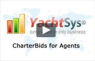 YachtSys® CharterBids for Agents