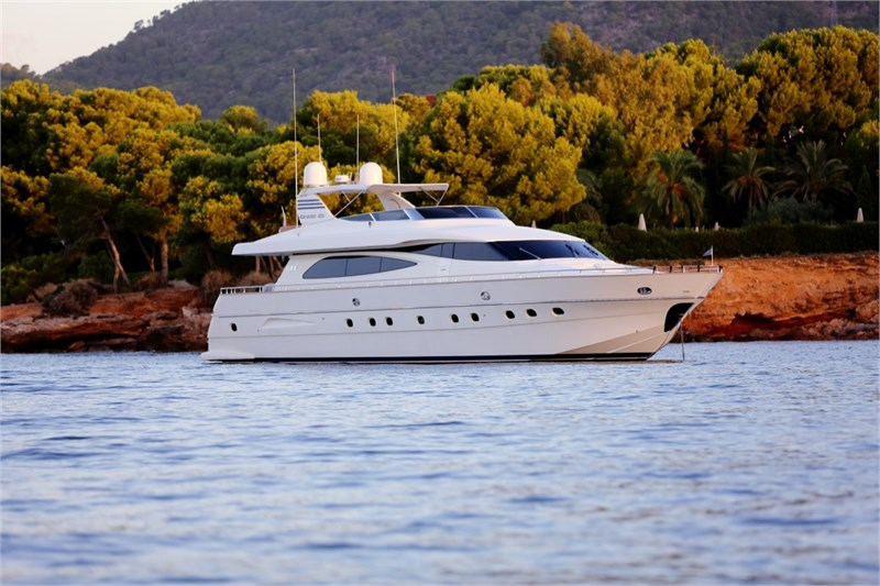 Unforgettable Cruises on a Luxury Yacht from Palma de Mallorca