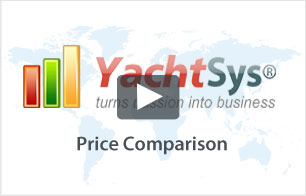 YachtSys® Charter Price Comparision